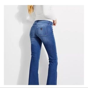 Guess Jeans Flare Sz 25